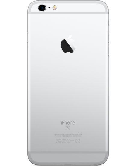 iPhone 6s Plus 16 ГБ Серебристый задняя крышка