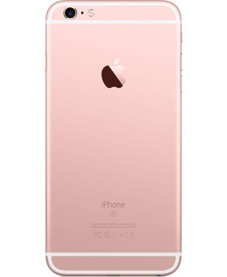 iPhone 6s Plus 16 ГБ Розовый задняя крышка