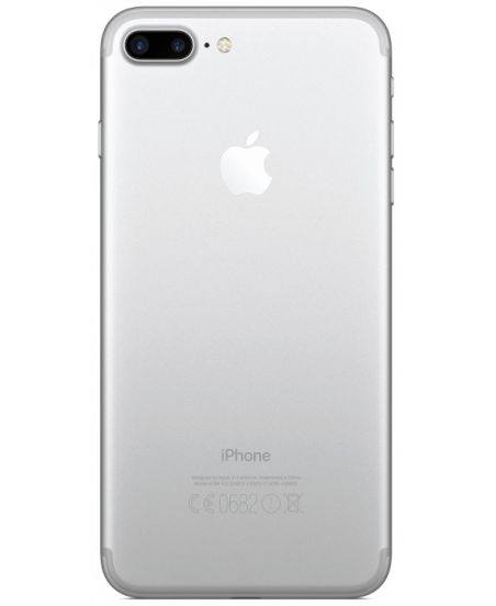 iPhone 7 Plus 128 ГБ Серебристый задняя крышка
