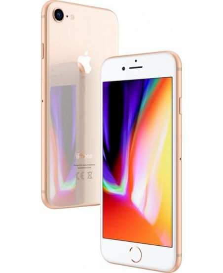 iPhone 8 256 ГБ Золотой ободок