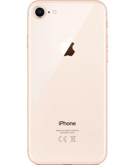 iPhone 8 256 ГБ Золотой задняя крышка