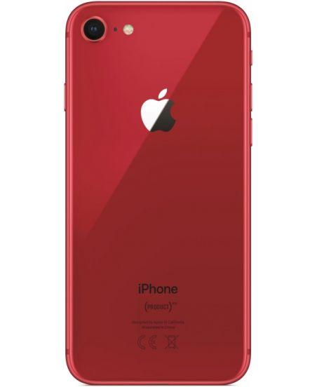 iPhone 8 64 ГБ Красный задняя крышка