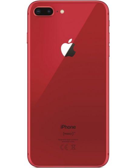 iPhone 8 Plus 256 ГБ Красный задняя крышка