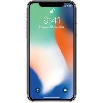 iPhone X 64 ГБ Серебристый