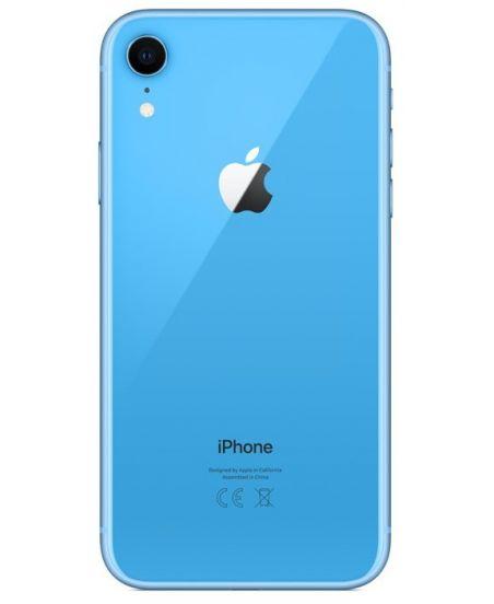 iPhone XR 64 ГБ синий задняя крышка