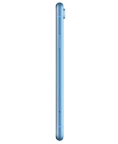 iPhone XR 64 ГБ синий ободок