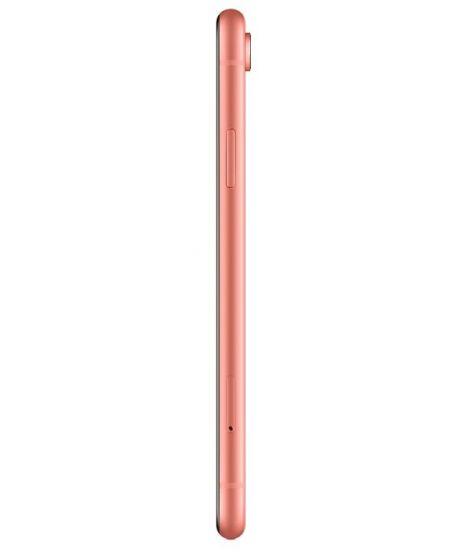 iPhone XR 128 ГБ коралловый ободок