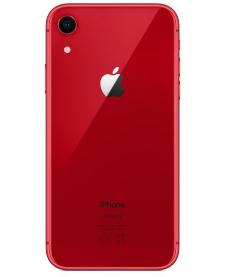 iPhone XR 256 ГБ (PRODUCT)RED задняя крышка