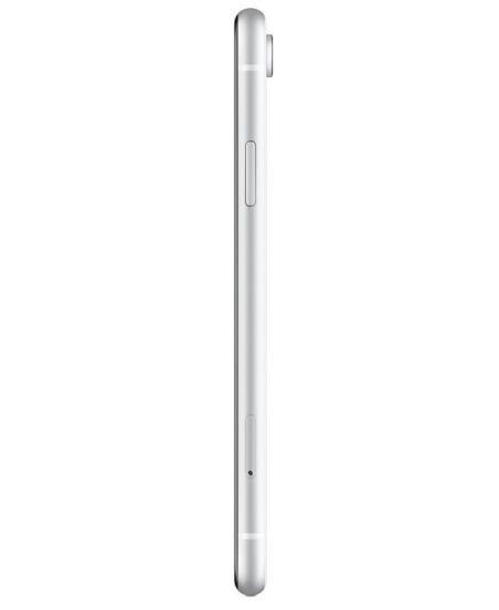 iPhone XR 64 ГБ белый ободок