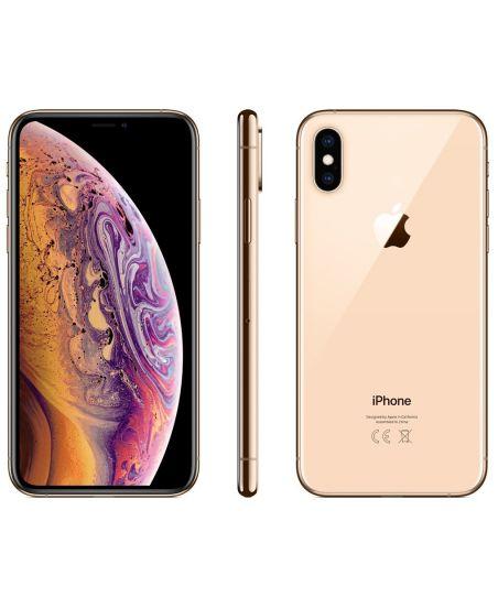iPhone XS 512 ГБ золотой задняя крышка ободок и дисплей