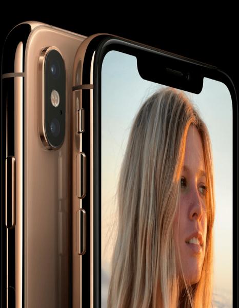 IPHONE XS MAX DUAL SIM